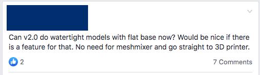 flat-base