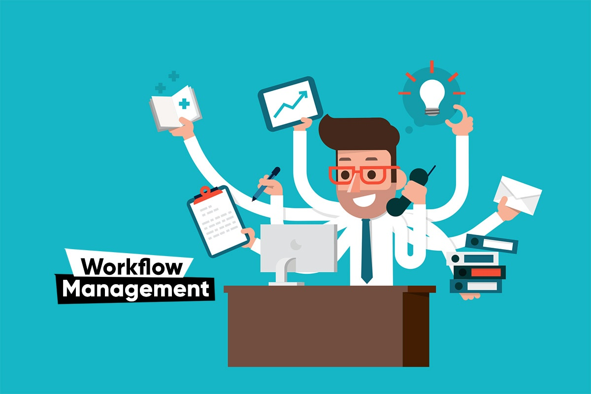 5 Benefits of a Workflow Management System (for Labs)