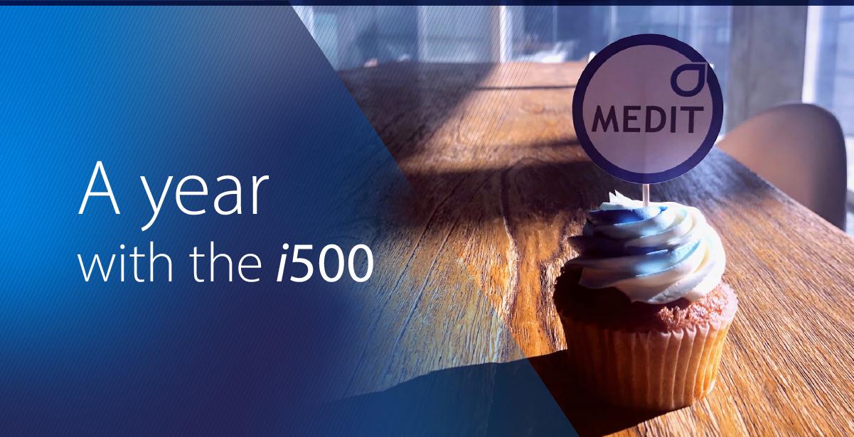 Blog - A year i500
